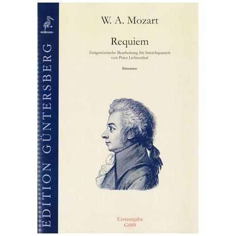 Mozart, W.A.: Requiem KV626