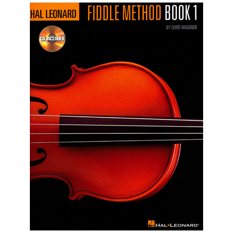 Hal Leonard Fiddle Method - Band 1 (+CD)
