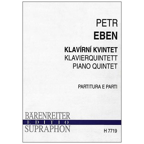 Eben, P.: Klavierquintett
