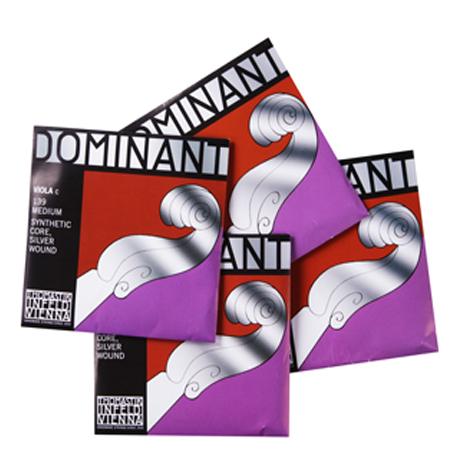 THOMASTIK Dominant Violasaiten SATZ 4/4 | weich
