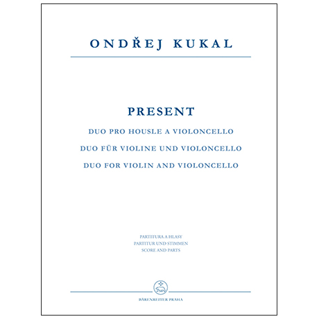 Kukal, O.: Duo »Present« Op. 12