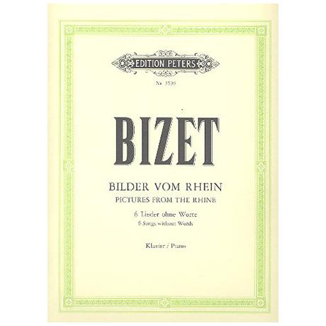 Bizet, G.: Bilder vom Rhein