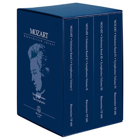 Mozart, W. A.: Die Sinfonien