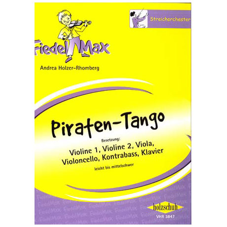 Holzer-Rhomberg, A.: Piraten-Tango