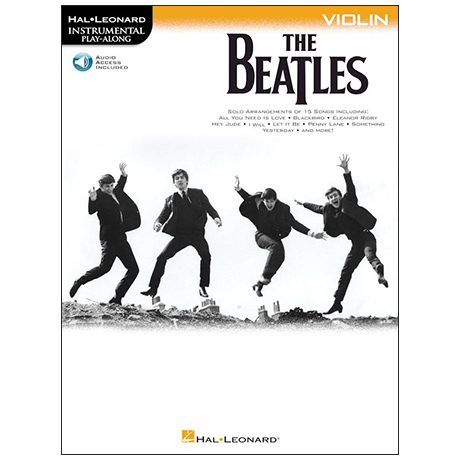 The Beatles for Violin (+Online Audio)