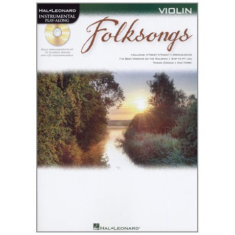 Folksongs (+CD)