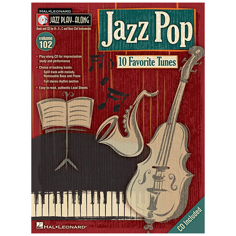 Jazz Pop (+CD)