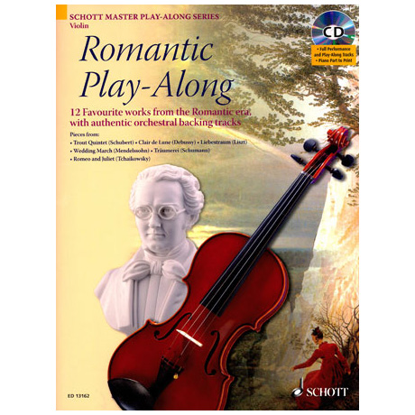 Romantic Play-Along (+CD)
