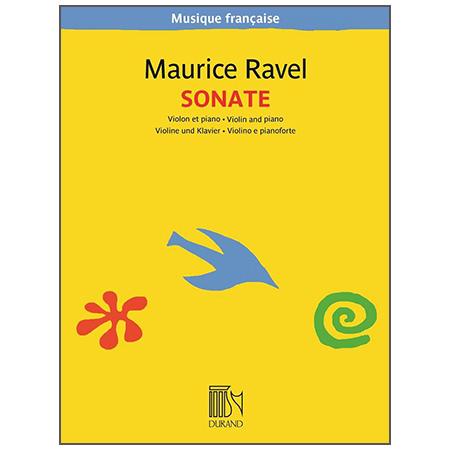 Ravel, M.: Violinsonate
