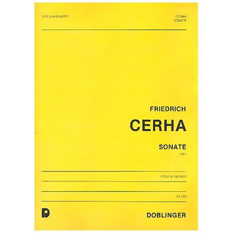 Cerha, F.: Violasonate