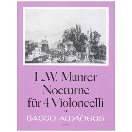 Maurer, L.: Nocturne Op. 90