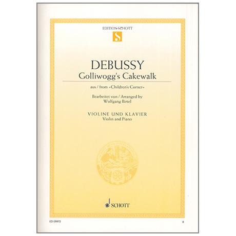 Debussy, C.: Golliwogg's Cakewalk