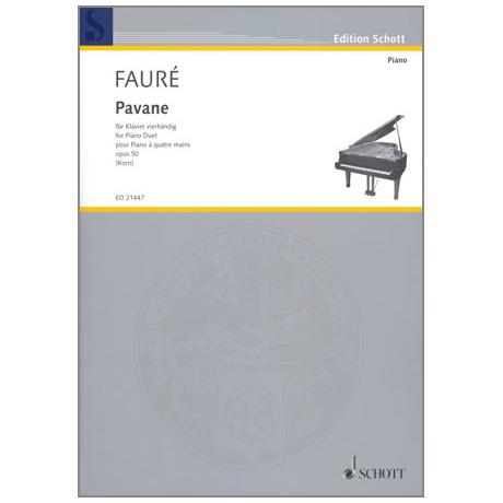 Faure, G.: Pavane Op. 50