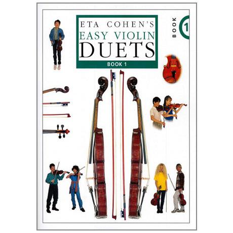 Cohen, E.: Easy Violin Duets Band 1