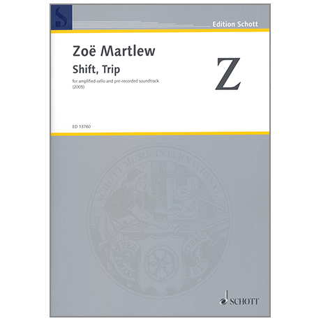 Martlew, Z.: Shift, Trip (+CD)