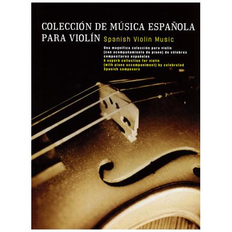 Coleccion de Musica Espanola para Violin