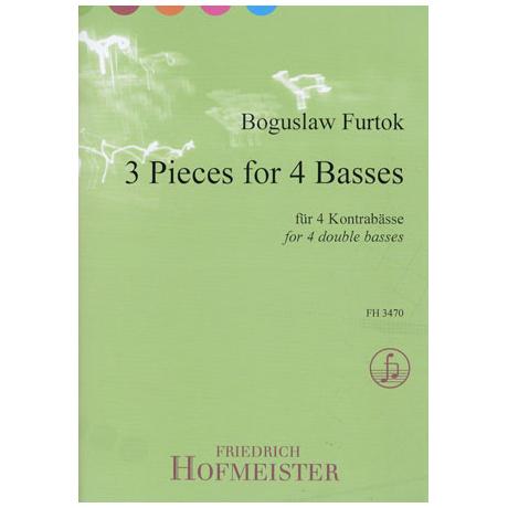 Furtok, B.: 3 Pieces