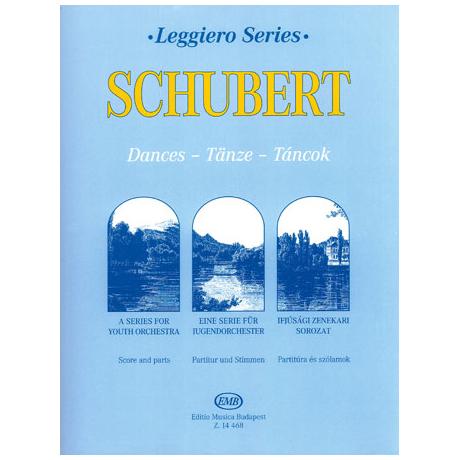 Leggiero - Schubert: Tänze