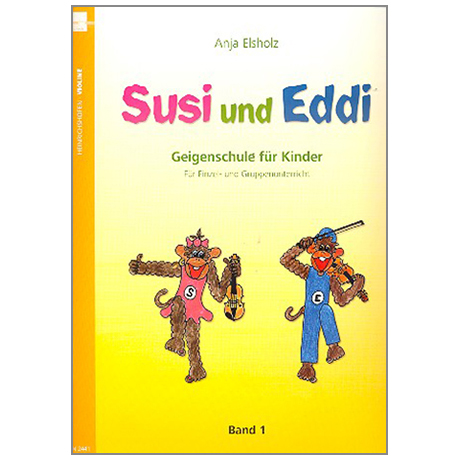 Elsholz, A.: Susi und Eddi Band 1