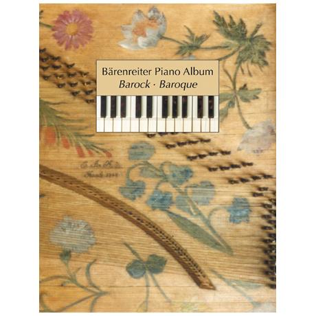 Bärenreiter Piano Album – Barock