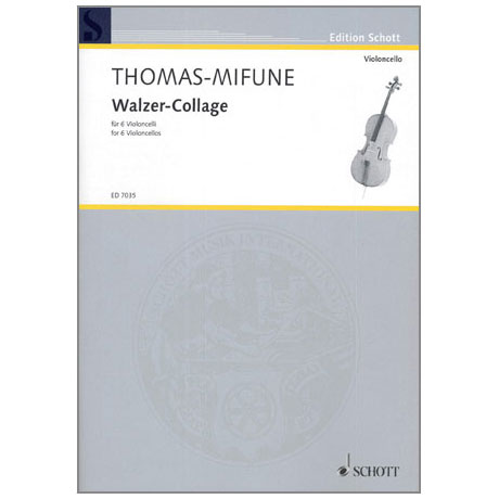 Thomas-Mifune, W.: Walzer-Collage