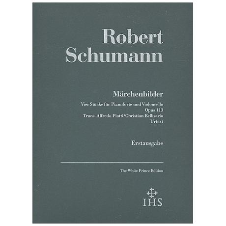 Schumann, R.: Märchenbilder Op.113