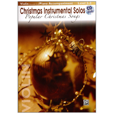 Popular Christmas Songs (+CD)