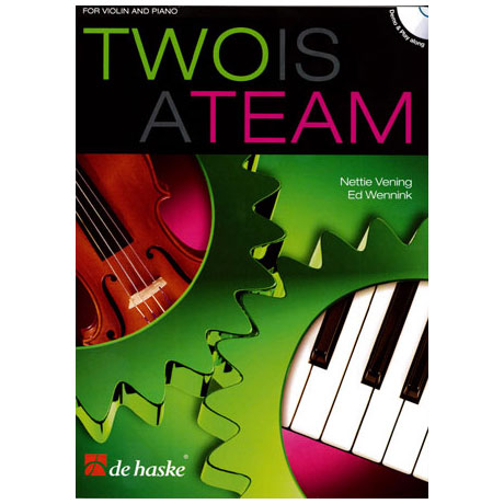 Two is a Team (+CD)