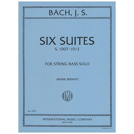 Bach, J.S.: Six Suites BWV1007-1012