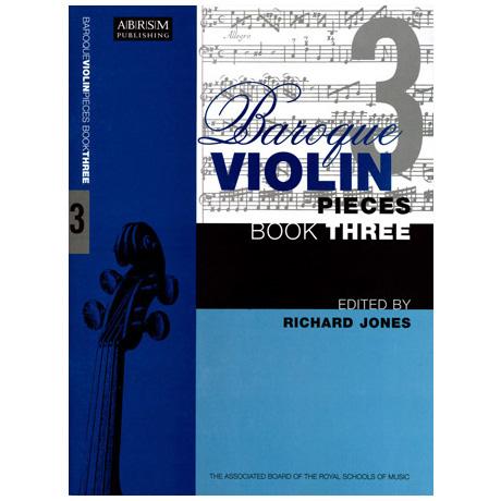 Baroque Violin Pieces Band 3