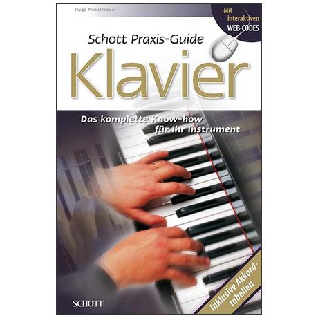 Schott Praxis Guide Klavier
