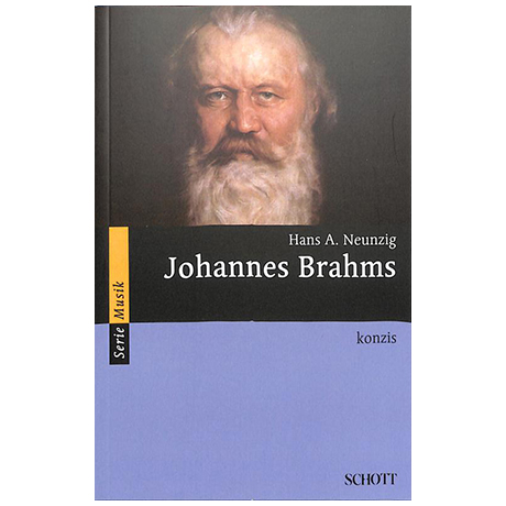 Neunzig, H. A.: Johannes Brahms