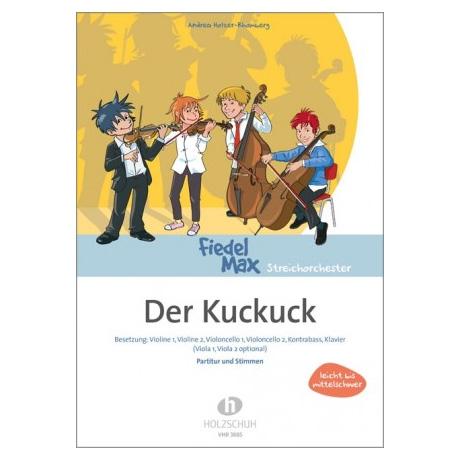 Holzer-Rhomberg, A.: Der Kuckuck