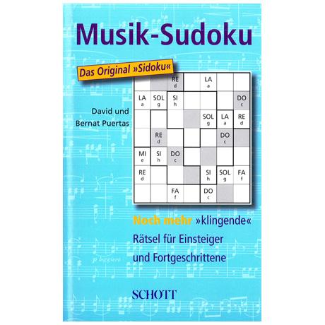 Musik-Sudoku – Band 3