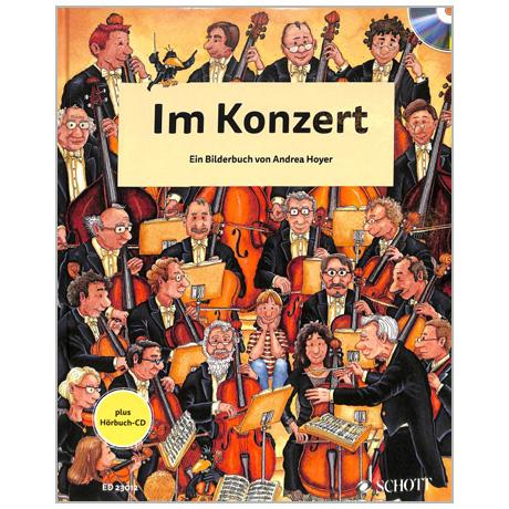 Hoyer, A.: Im Konzert (+CD)