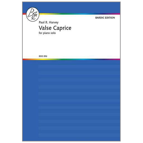 Harvey, P.: Valse Caprice