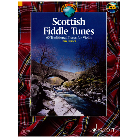 Schott World Music: Scottish Fiddle Tunes (+CD)