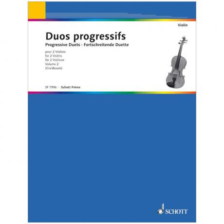 Progressive Duos Band 2