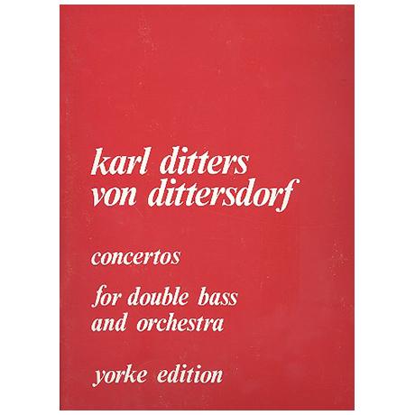 Dittersdorf, K.D.v.: Konzerte D-Dur Krebs 171 und 172