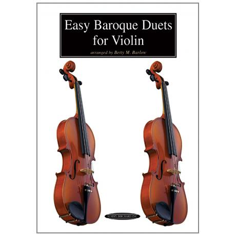Barlow, B.M.: Easy Baroque Duets