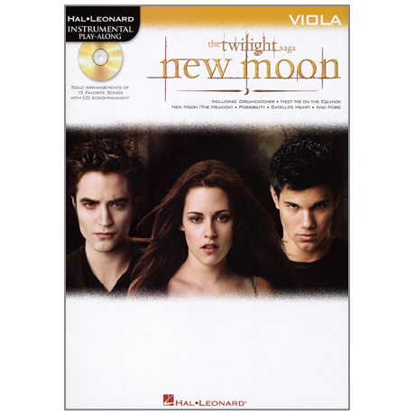 The Twilight Saga: New Moon (+CD)