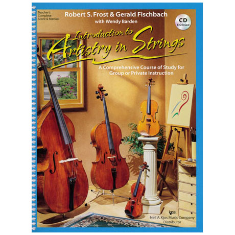 Frost/Fischbach: Introduction to Artistry (+CD)