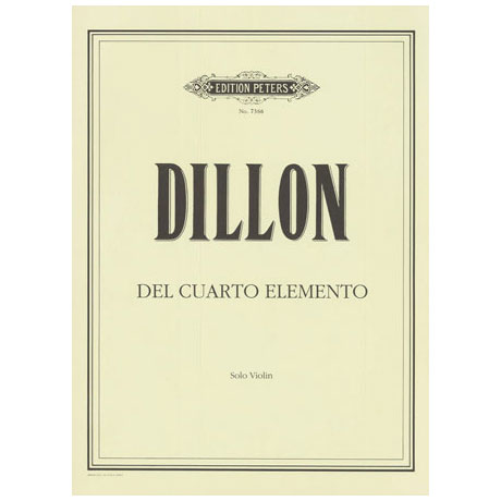 Dillon: Del Cuarto Elemento