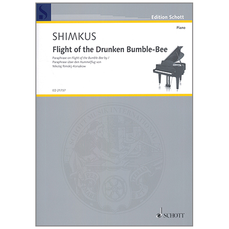 Shimkus, V.: Flight of the Drunken Bumble-Bee