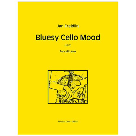 Freidlin, J.: Bluesy Cello Mood (2013)