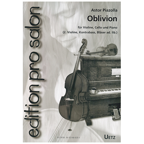 Piazzolla, A.: Oblivion