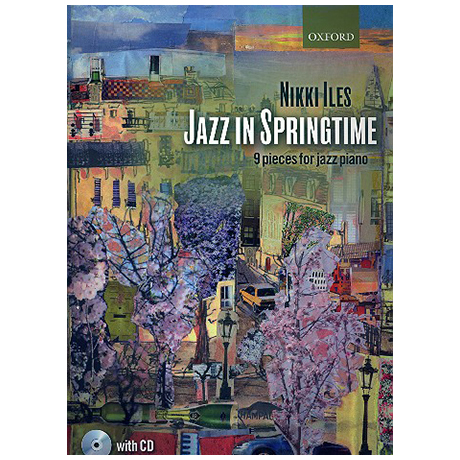 Iles, N.: Jazz in Springtime (+CD)