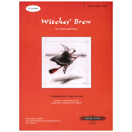Lumsden, C.: Witches' Brew (Hexenkessel) (+CD)