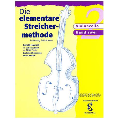 Nelson, S. M.: Die elementare Streichermethode – Band 2