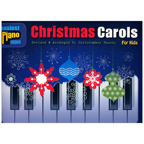 Easiest Piano Songbook: Christmas Carols for Kids